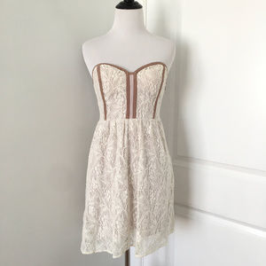 SOLD. Urban Outfitters Lace Dress